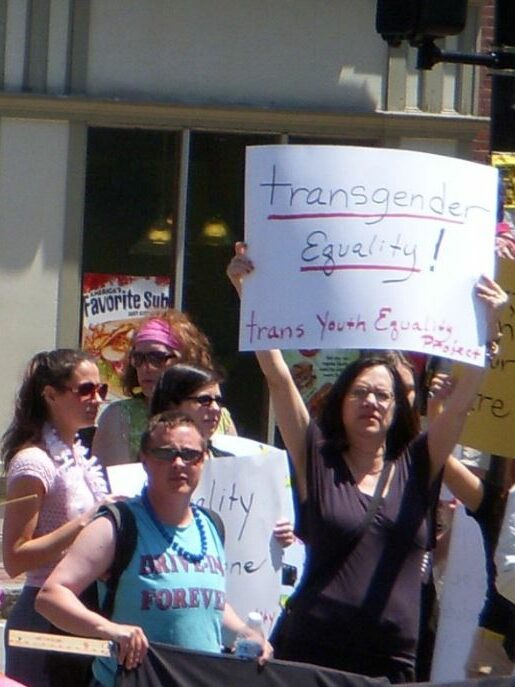 transgender eguality parade