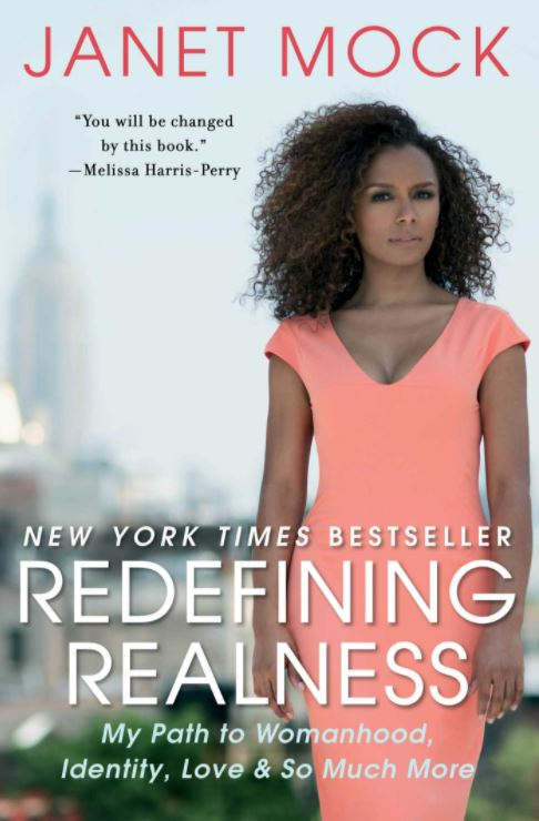 Redefining Realness book