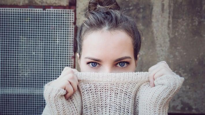 une adolescente