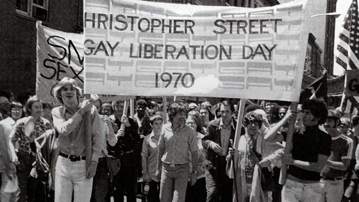 manifestation libération rue Christopher