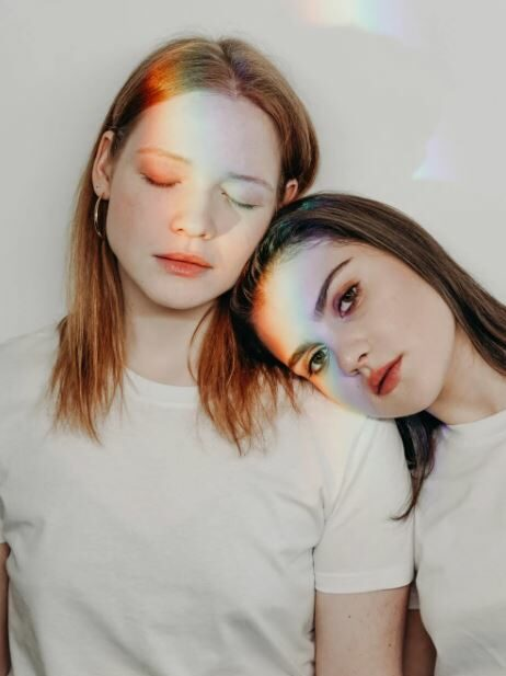 Deux lesbiennes