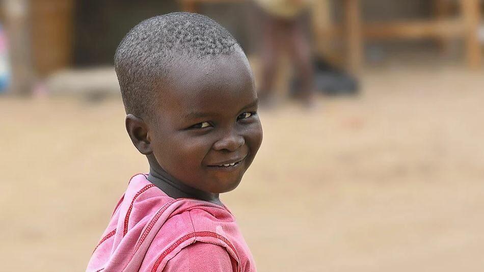 petit enfant africain